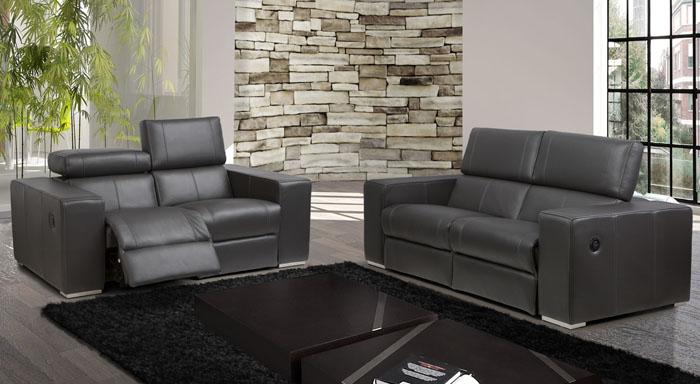 Via furniture for Sofa cuir liquidation montreal