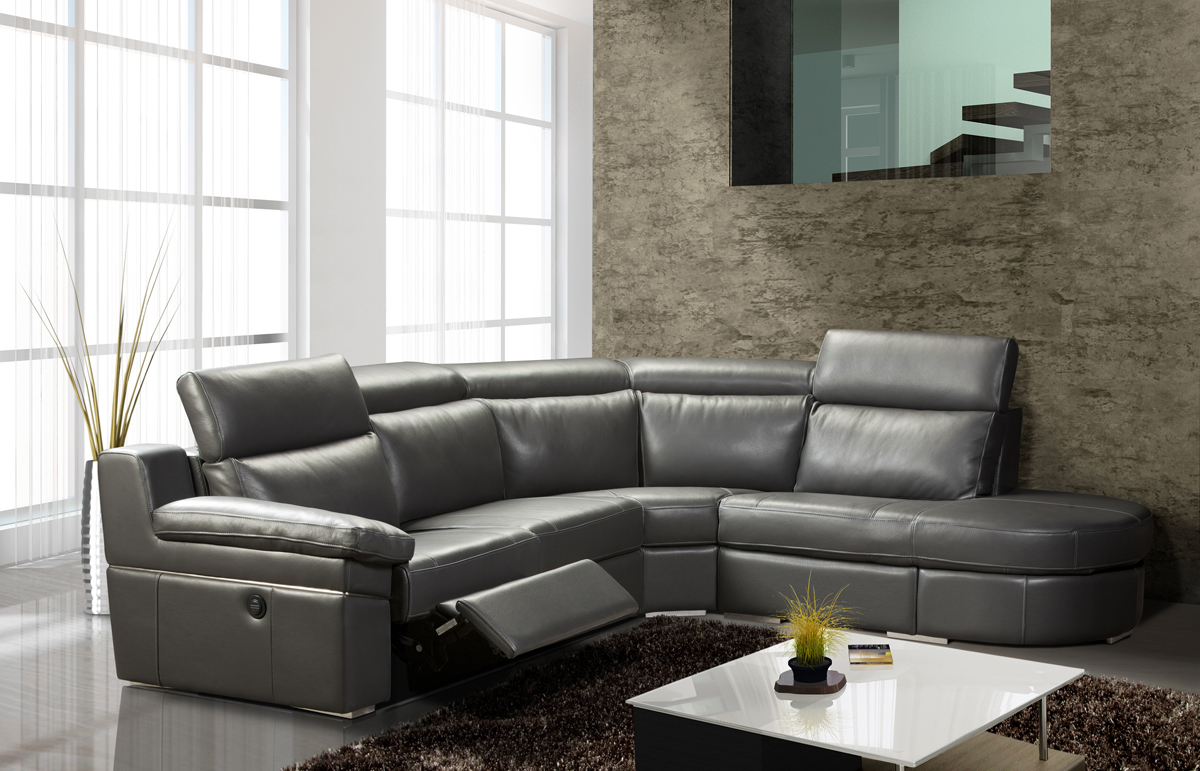 Sofa sectionnel cuisine cuirs mariette clermont sofa lit for Leon meuble montreal